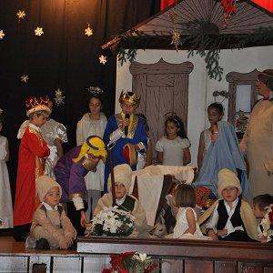 Dec. 11, 2016 Karácsonyi ünnepség a magyar iskolaban