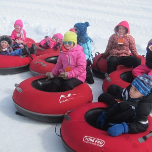 Tubing trip - March 8th, 2015